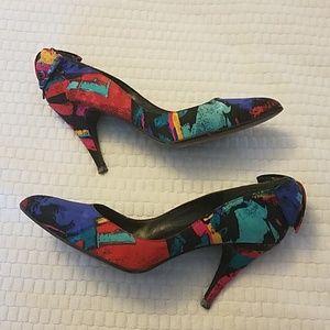 Stuart Weitzmen for Mr. Seymour heels